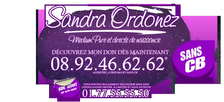 Sandra Ordonez Voyance